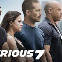 """Divulgado novo cartaz de """"Velozes e Furiosos 7"""" e cenas de Paul Walker"""