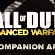 "Jogo ""Call Of Duty: Advanced Warfare"" também vai ter app companion"