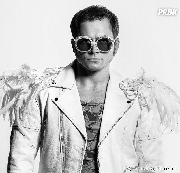 """""""Rocketman"""" é a história de Elton John sob o ponto de vista do próprio cantor"""