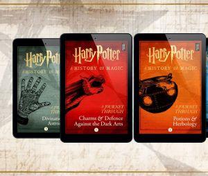 """De """"Harry Potter"""": nova série de quatro eBooks sobre o mundo mágico de Hogwarts estará disponível a partir do dia 27 de junho"""