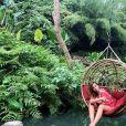 Anitta está de férias na Indonésia