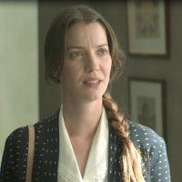 """Fabiana fica encantada por Rock e perde a virgindade com boxeador em """"A Dona do Pedaço"""""""