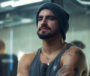 """""""A Dona do Pedaço"""": Rock (Caio Castro) vai transar comFabiana (Nathalia Dill)"""