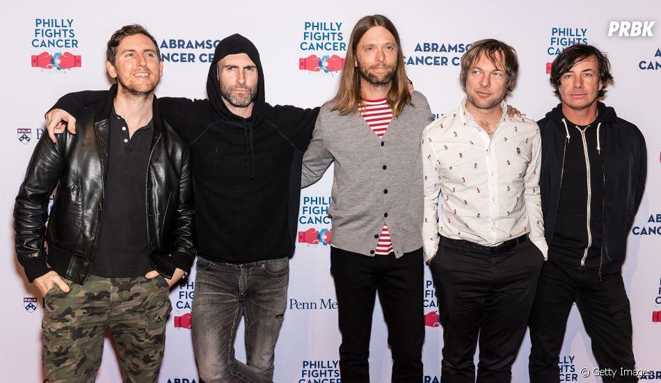Maroon 5 cancela show no Villamix e evento é adiado