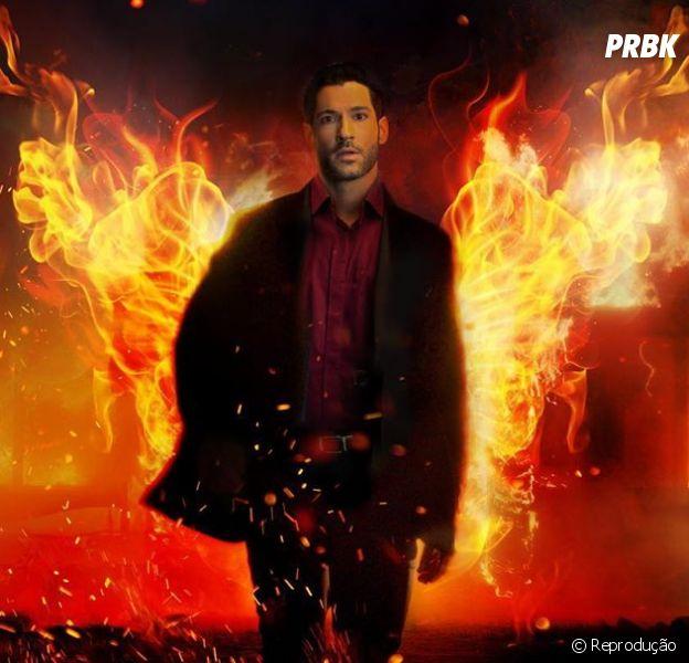 """Essas reações com a confirmação da 5ª temporada de """"Lucifer"""" são as melhores"""