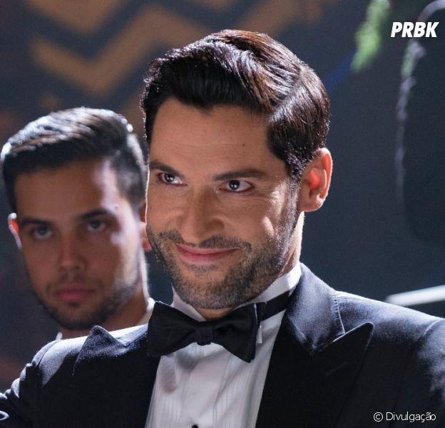 Quem seria o Lucifer na versão brasileira da série? Vote!