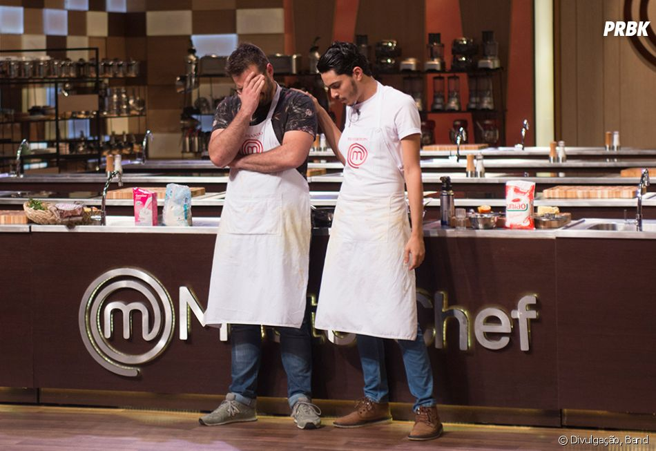 """Masterchef"": Weverton deixa sobremesa muito doce e é eliminado do programa"