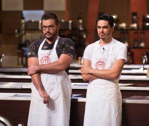 """""""Masterchef"""": Fernando e Weverton erram na lasanha e vão para a prova de eliminação"""