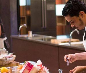 """""""Masterchef"""": crêpe suzette de Weverton fica muito doce e ele é eliminado do reality"""