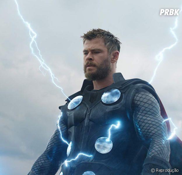"""Marvel pode ter confirmado """"Thor 4"""""""