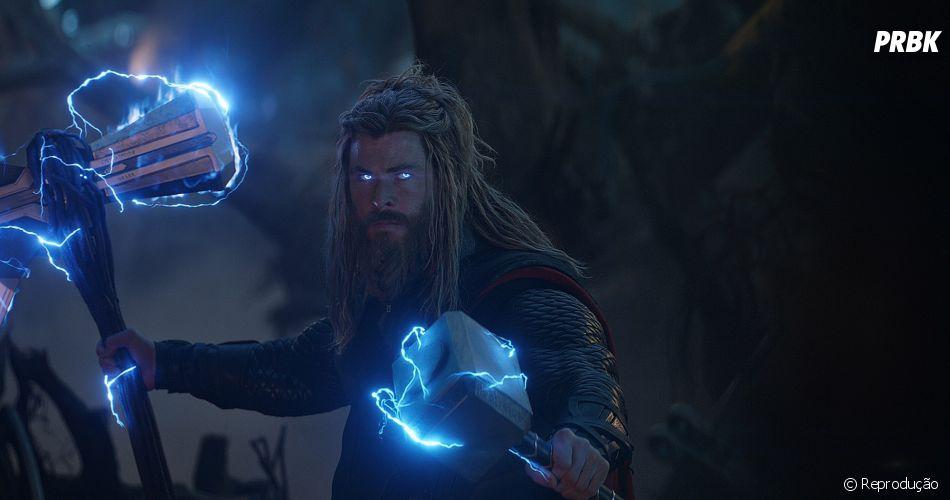 """Site afirma que Marvel vai mesmo fazer o """"Thor 4"""""""