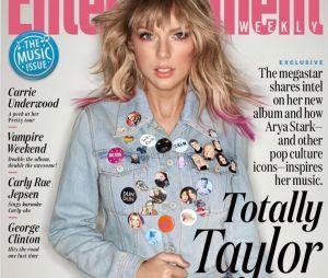 "Novo álbum de Taylor Swift, ""Lover"", será lançado no dia 23 de agosto"