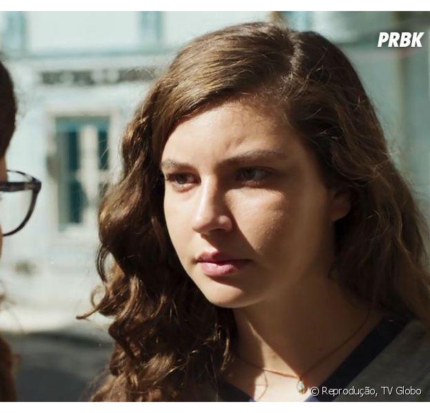 """Em """"Malhação"""": Rita (Alanis Guillen) pensa em fugir com Nina em """"Toda Forma de Amar"""""""