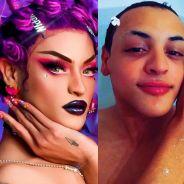 Veja o antes e depois da montação de 10 drag queens brasileiras
