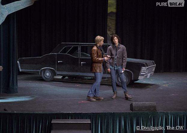 """Em """"Supernatural"""", Dean (Jensen Ackles) e Sam (Jared Padalecki) ganharão uma nova cara"""