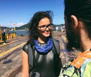"""Bruna Marquezine gravou """"Vou Nadar Até Você"""" há anos"""