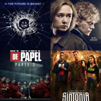 """""""Elite"""", """"Black Mirror"""" e mais séries estrangeiras da Netflix tão incríveis quanto norte-americanas"""