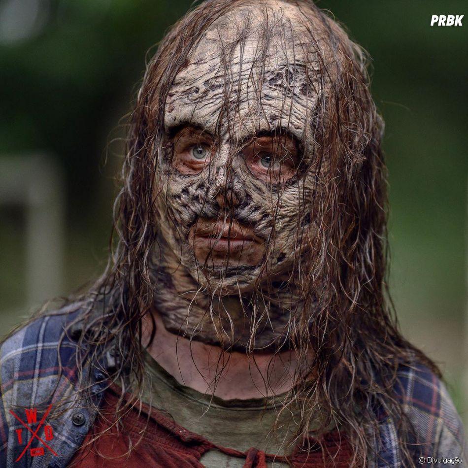 """Teaser da 10ª temporada de""""The Walking Dead"""" mostra que Sobreviventes vão tentar se livrar dos Sussurradores"""