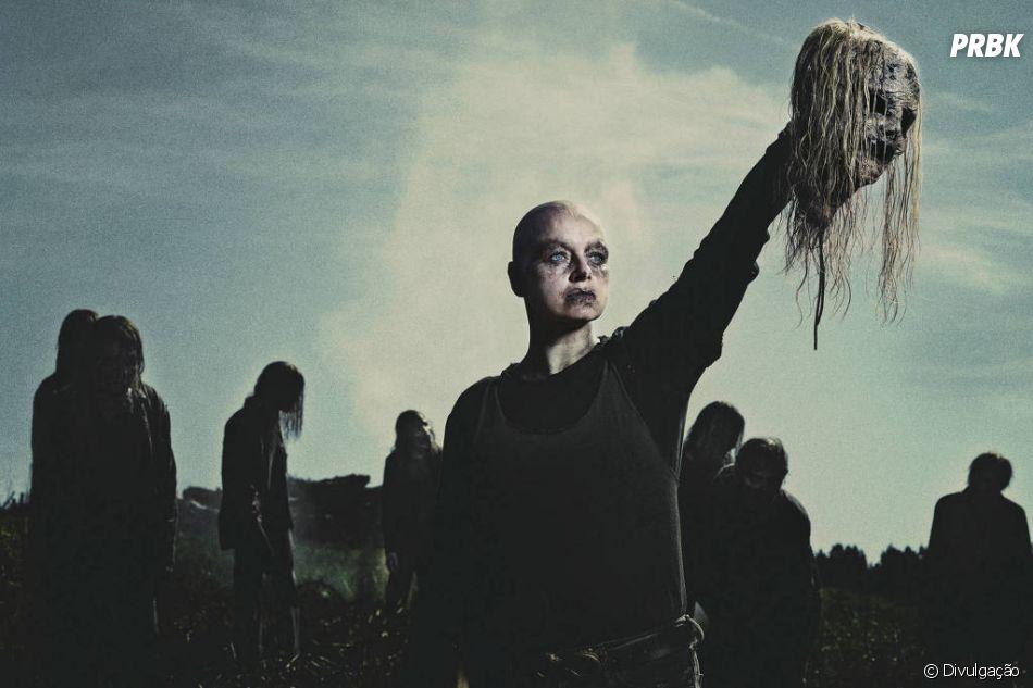 """""""The Walking Dead"""", 10ª temporada: Sobreviventes mandam recado para os Sussurradores em teaser"""