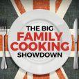 """""""The Big Family Cooking Showdown"""" mostra uma corrida contra o tempo para fazer os melhores pratos caseiros"""