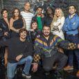 """""""Dança dos Famosos 2019"""": time das mulheres arrasa no funk"""