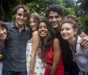 """""""Malhação - Toda Forma de Amar"""" tem feito bastante sucesso com o público adolescente"""