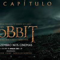 """Divulgados cartazes nacionais de """"O Hobbit: A Batalha do Cinco Exércitos"""""""