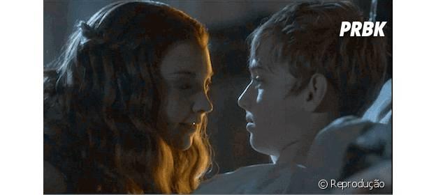 Margaery Tyrell em cena polêmica de pedofilia