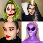 Estas 30 maquiagens são inspirações perfeitas na hora de criar o look para o Halloween