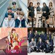 BTS, GOT7, BLACKPINK e mais: confira a lista dos indicados ao MAMA 2019
