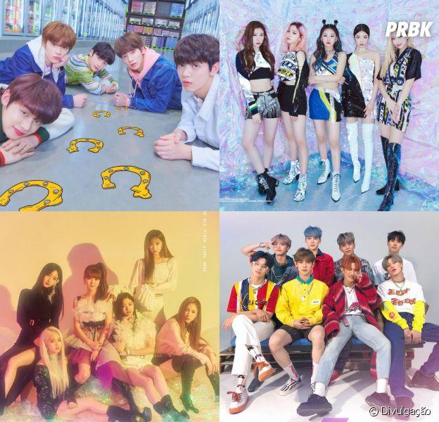 MAMA 2019: conheça os 12 artistas de K-Pop que estão concorrendo na categoria Melhor Artista Revelação