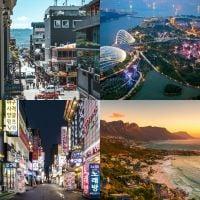 Listamos 5 destinos nada óbvios para quem está pensando em fazer intercâmbio