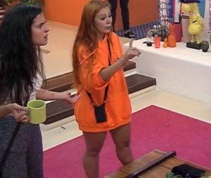 """""""De Férias com o Ex Brasil:Celebs"""": Hana e Stéfani brigaram no último programa"""