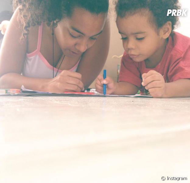Consciência Negra: conheça Karoline Miranda, a dona do blog Uma Mãe Feminista