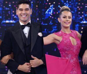"""Com eliminação de Luísa Sonza, Dandara Mariana e Kaysar seguem no topo do """"Dança dos Famosos"""""""