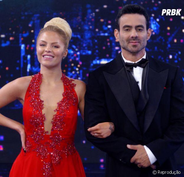 """""""Dança dos Famosos"""": Luísa Sonza e Léo Santos são eliminados da competição"""