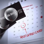 Rock in Rio começa venda de ingressos Rock in Rio Card para a edição de 2015!