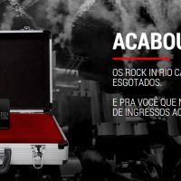 Rock in Rio 2015: Ingressos se esgotam em menos de 24h!
