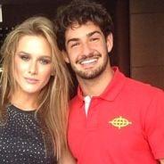 """Fiorella Mattheis fala sobre namoro com Alexandre Pato no """"Programa do Jô"""""""