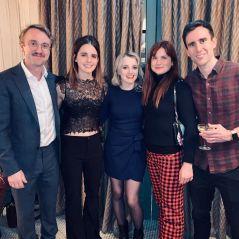 """Rolou um reencontro dos atores de """"Harry Potter"""" e era isso que precisávamos para terminar 2019 bem"""