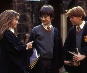 """Os fãs de """"Harry Potter"""" ficaram muito contentes com esse reencotro que rolou entre os atores"""