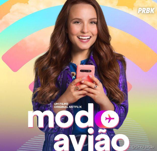 """""""Modo Avião"""": com Larissa Manoela, veja porque a produção não será só mais um filme da Netflix"""