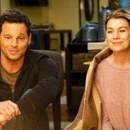 "Ellen Pompeo faz tweet sobre a saída de Justin Chambers de ""Grey's Anatomy"""