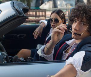 """""""Elite"""": como ficará a relação de Lucrecia (Danna Paola) e Valerio (Jorge López) após os acontecimentos da 2ª temporada?"""