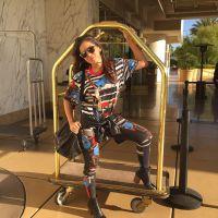 Anitta curte Las Vegas após se apresentar no Grammy Latino!