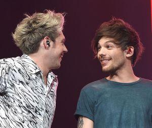 Momento fofo entre Niall Horan e Louis Tomlinson deixa fãs do One Direction orgulhosos