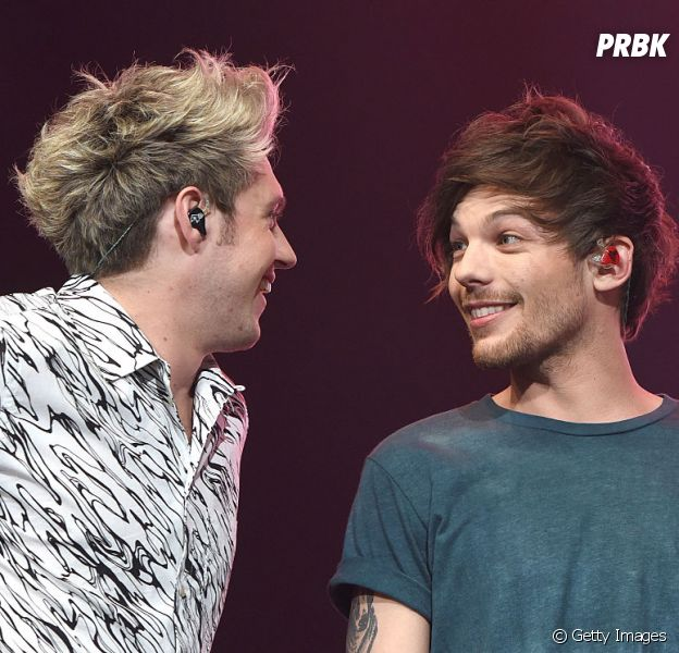 Momento fofo entre Niall Horan e Louis Tomlinson deixa fãs do One Direction orgulhosos