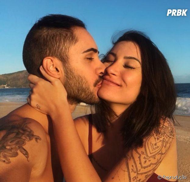 """""""BBB20"""": Diogo Melim apaga fotos com Bianca do Instagram após flerte da namorada com Guilherme"""