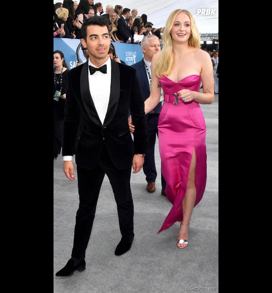 Sophie Turner e Joe Jonas estão grávidos, revela site
