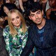 Sophie Turner e Joe Jonas começaram a namorar em 2016